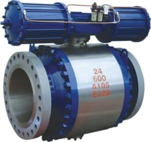 Direct Mounted Ball Valve