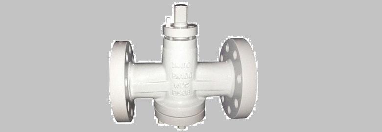 Lubricate plug valve