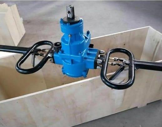 plug valve test